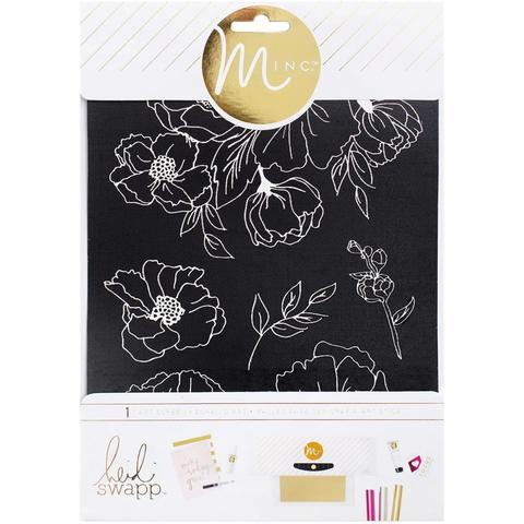 Трафарет для фольгирования Minc Art Screen 16,5х21,5см - Floral