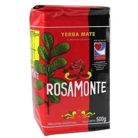 Чай травяной Йерба мате Rosamonte классический 0,5 кг