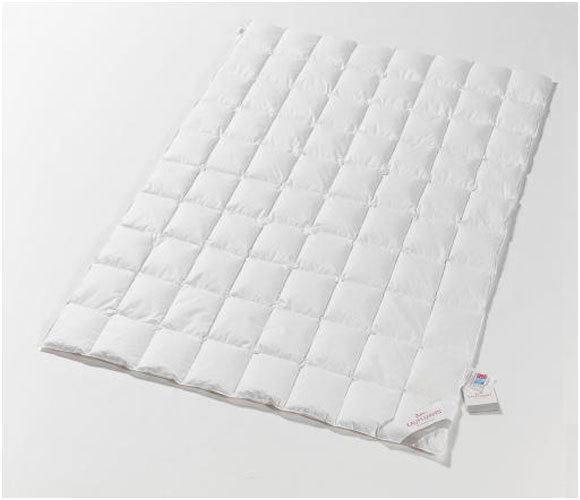 Одеяла Одеяло пуховое легкое 200х200 Kauffmann Combi odeyalo-puhovoe-legkoe-kauffmann-combi-avstriya.jpg