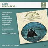 Andre Cluytens / Lalo: Le Roi D'ys (2CD)