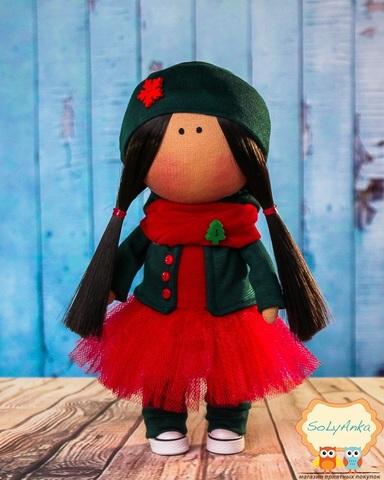 Куколка Лея. Коллекция La Petite.