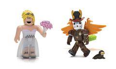 Набор фигурок Роблокс Знаменитости: Невеста и Вурлиас - Roblox Vorlias and Bride, Jazwares