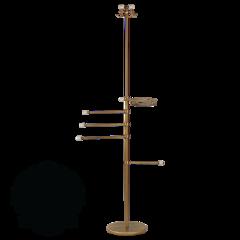 Стойка высокая Migliore Provance ML.PRO-60.545 h177 x d30,5 cm