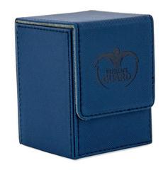 Ultimate Guard - Коробочка XenoSkin синего цвета на 100+ карт для Коммандера