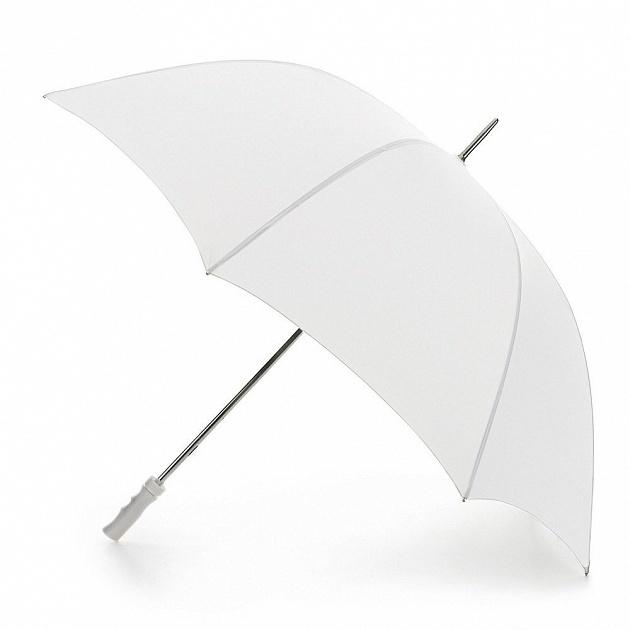 Fulton White мужской зонт-гольфер (белый)