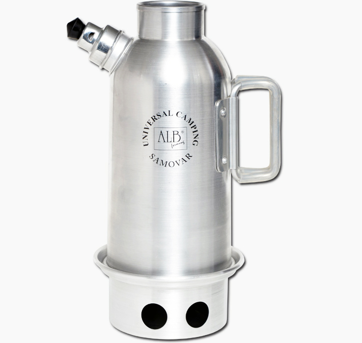 Кемпинговый самовар 1,2 литра