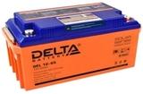 Аккумулятор Delta GEL 12-65  ( 12V 65Ah / 12В 65Ач ) - фотография