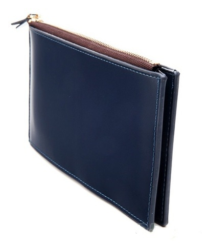 Mens Long Bifold Wallet