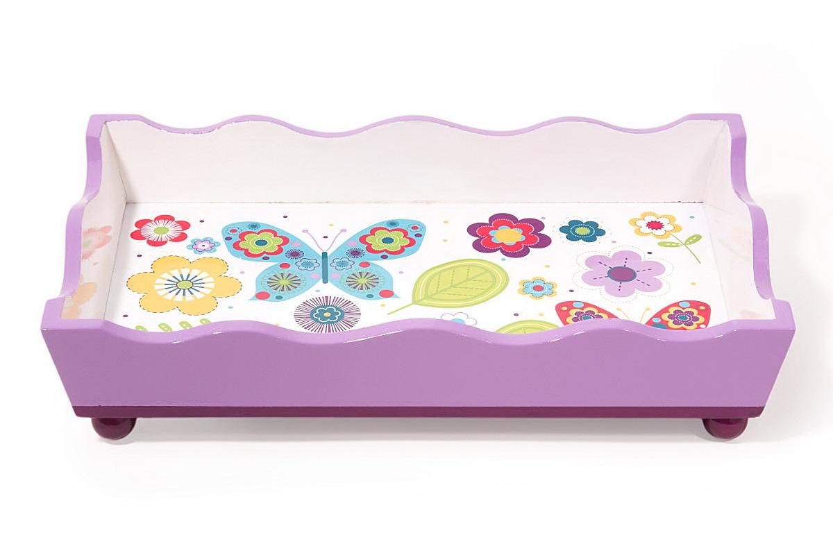 Для ванной Подставка для предметов детская Kassatex Butterflies podstavka-dlya-predmetov-kassatex-butterflies-ssha-kitay.jpg