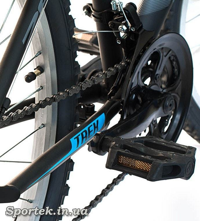 Передняя звезда горного универсального велосипеда Discovery Trek 2016 (Дискавери Трек)