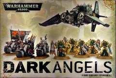 Dark Vengeance Expansion Set: Dark Angels. Коробка