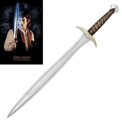 Властелин колец меч Фродо Бэггинс — Lord of the Rings Sword Frodo Baggins