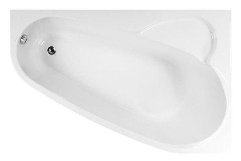 Акриловая ванна VAGNERPLAST SELENA 160 Right