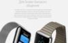 Купить Часы Apple Watch 38мм (темно-синий кожаный с современной пряжкой) по доступной цене