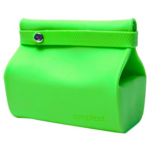 Ланч-Бокс для бутербродов Foodbag, зеленый