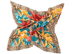 L302-2 платок женский, цветной
