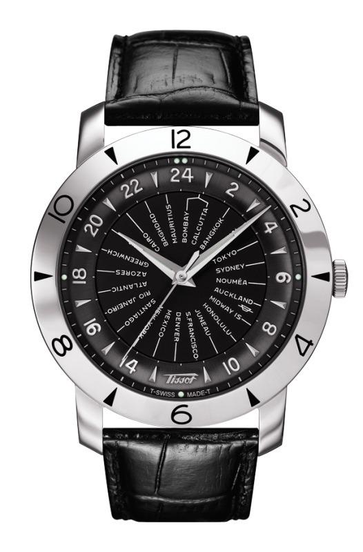 Наручные часы Tissot T078.641.16.057.00 Heritage Navigator Automatic 160-th  Anniversary COSC 8cd2a906379