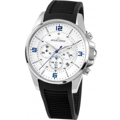 Купить Наручные часы Jacques Lemans 1-1799B по доступной цене