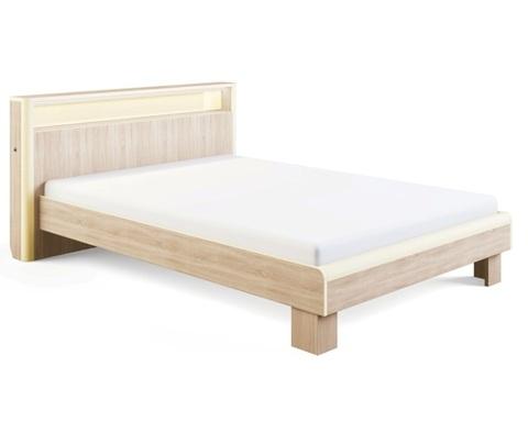 Кровать ОЛИМПИЯ-1400 с подсветкой