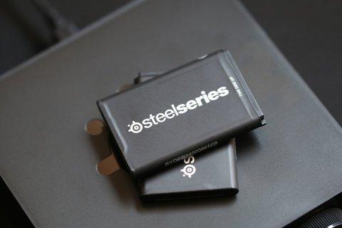 Игровые наушники SteelSeries Siberia 840