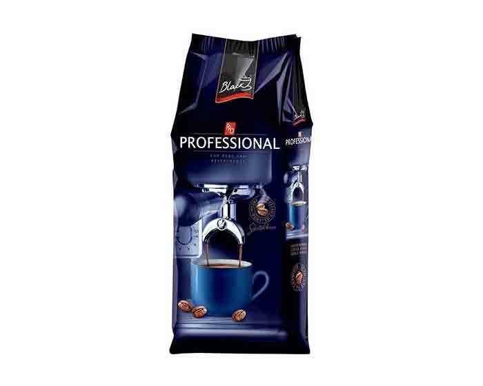 Кофе в зернах Black Professional Supremo, 1 кг (Блэк Профессионал)