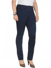 K826 джинсы женские, темно-синие