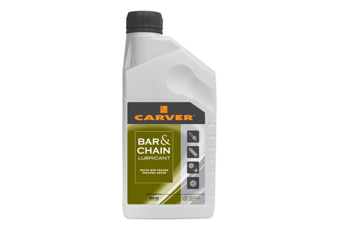 Масло цепное Carver Lubricant