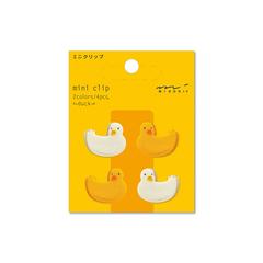 Зажимы Midori Mini Clip - Duck
