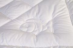 Одеяло детское на кнопках 135х200 Hefel Сисел Актив