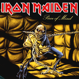 Iron Maiden / Piece Of Mind (LP)