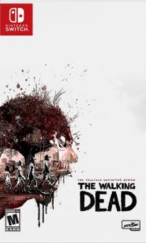 Nintendo Switch The Walking Dead All seasons Limited Edition Pack (русские субтитры)
