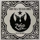 Jimmy Page & The Black Crowes / Live At The Greek (3LP)