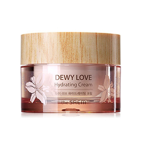 The Saem Dewy love hydrating cream-Крем увлажняющий 50ml