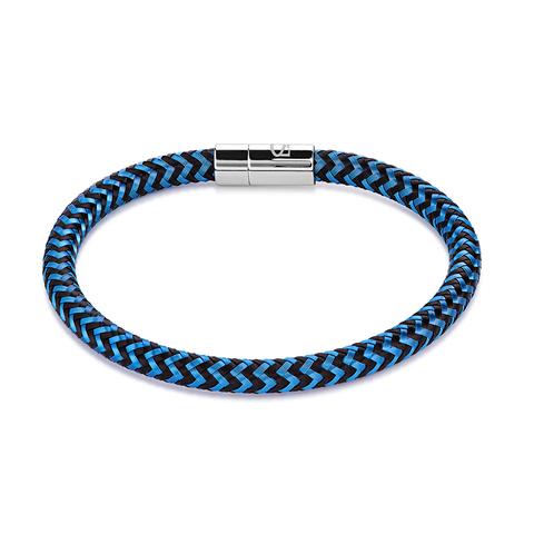 Браслет Coeur de Lion 0116/31-0713 цвет голубой
