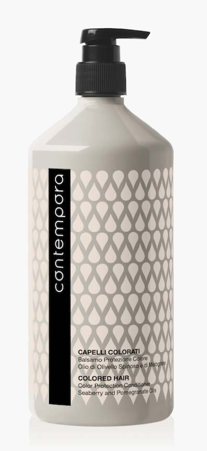 Кондиционер для сохранения цвета с маслом облепихи и маслом граната Contempora