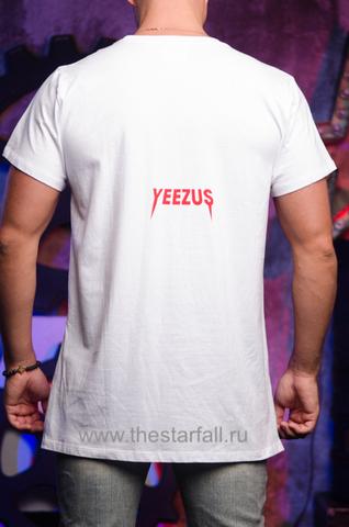 Футболка Yeezus by Kanye West