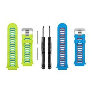 Ремешки сменные для Garmin Forerunner 920 зеленый и синий