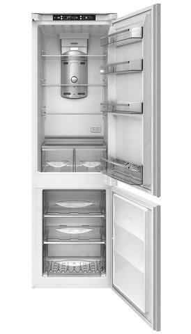 Встраиваемый двухкамерный холодильник Fulgor Milano FBC 343 TNF ED