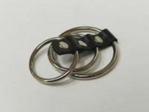 БДСМ украшение Сбруя на фаллос и мошонку (3 кольца)