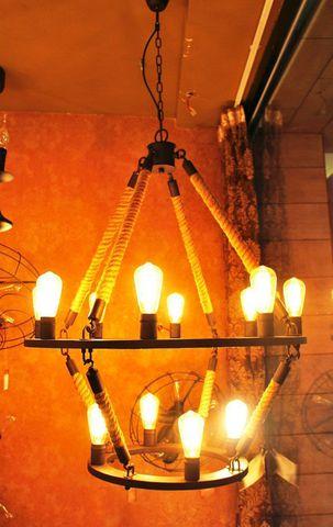 vintage chandelier 50-69 ( by Funky Vintage )