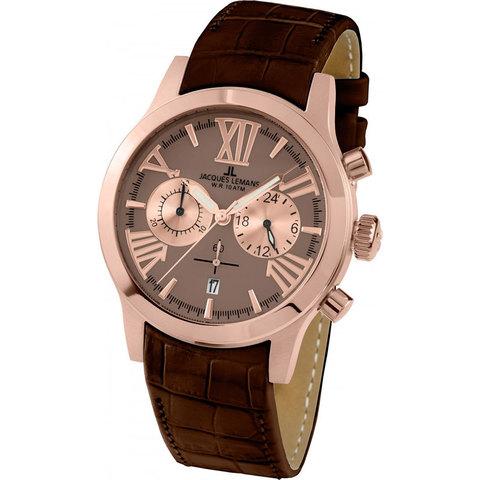 Купить Наручные часы Jacques Lemans 1-1809E по доступной цене