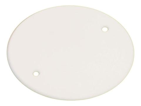Крышка универсальная D86мм, белый TDM