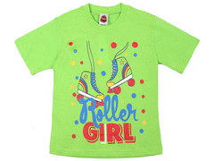 937-3 футболка детская, зеленая
