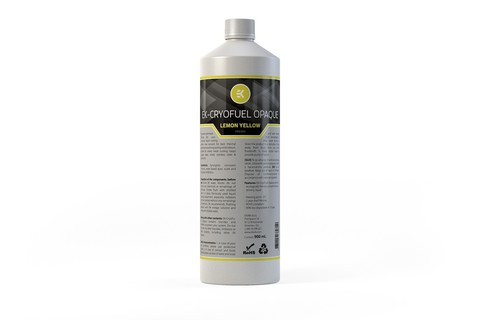 EK-CryoFuel Lime Yellow (Premix 900mL)