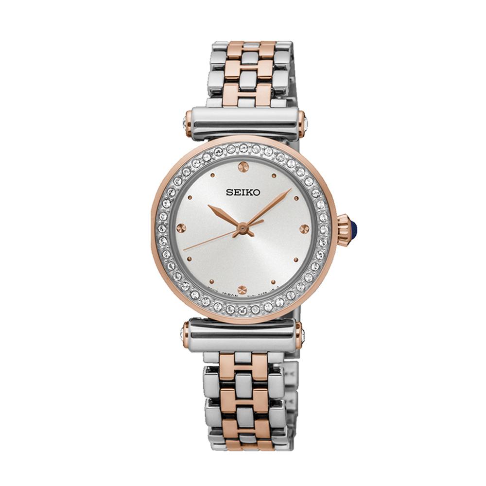 Женские часы Seiko SRZ498P1 Женские часы Frederique Constant FC-310HBAND2P4