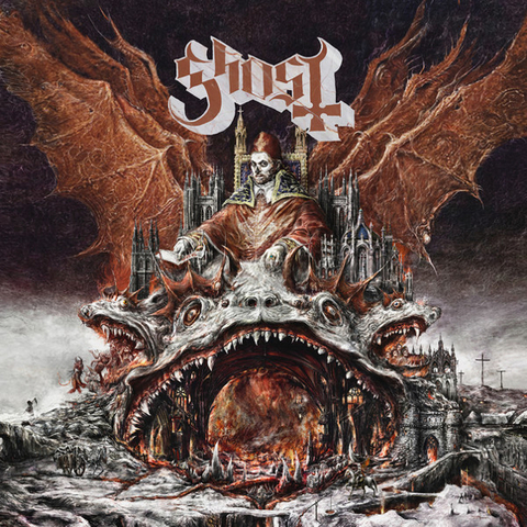 Ghost / Prequelle (LP)