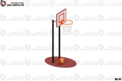 БК-01 Баскетбольное кольцо воркаут