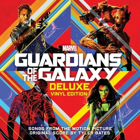 Guardians Of The Galaxy Deluxe Vinyl Edition