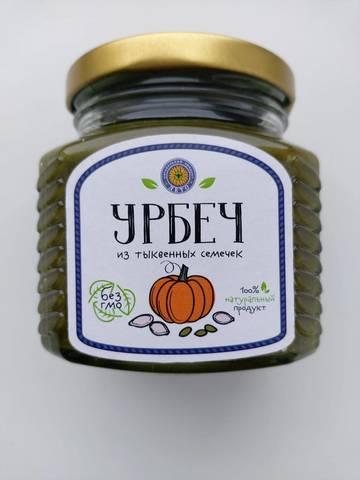 Урбеч из семян тыквы (Волгоградская обл),