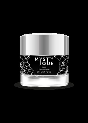 Mystique Гель-паутинка #2 «Black» c л/с 5г